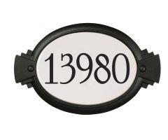 Boite aux lettres et plaque adresse SNOC 9