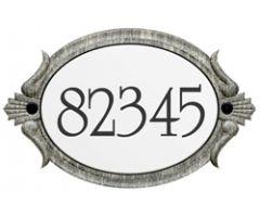 Boite aux lettres et plaque adresse DESOTO