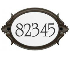 Boite aux lettres et plaque adresse SNOC 2