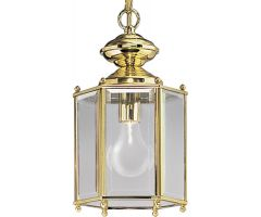 Suspension extérieure BRASS GUARD LANTERNS
