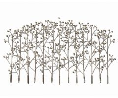 Art mural IRON TREES