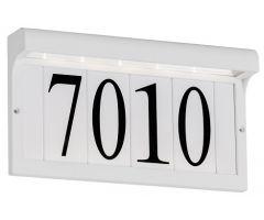 Boite aux lettres et plaque adresse LED ADDRESS LIGHT