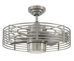 Ventilateur ENCLAVE LED