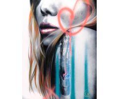Art mural KISS