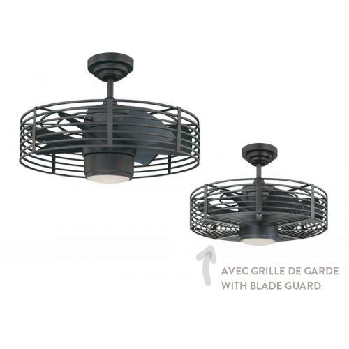 Accessoire pour ventilateur ENCLAVE LED