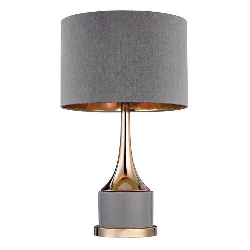 Lampe de table SMALL GOLD CONE NECK