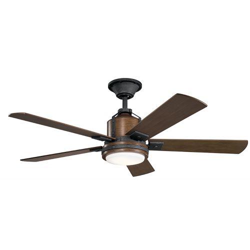 Ventilateur COLERNE LED