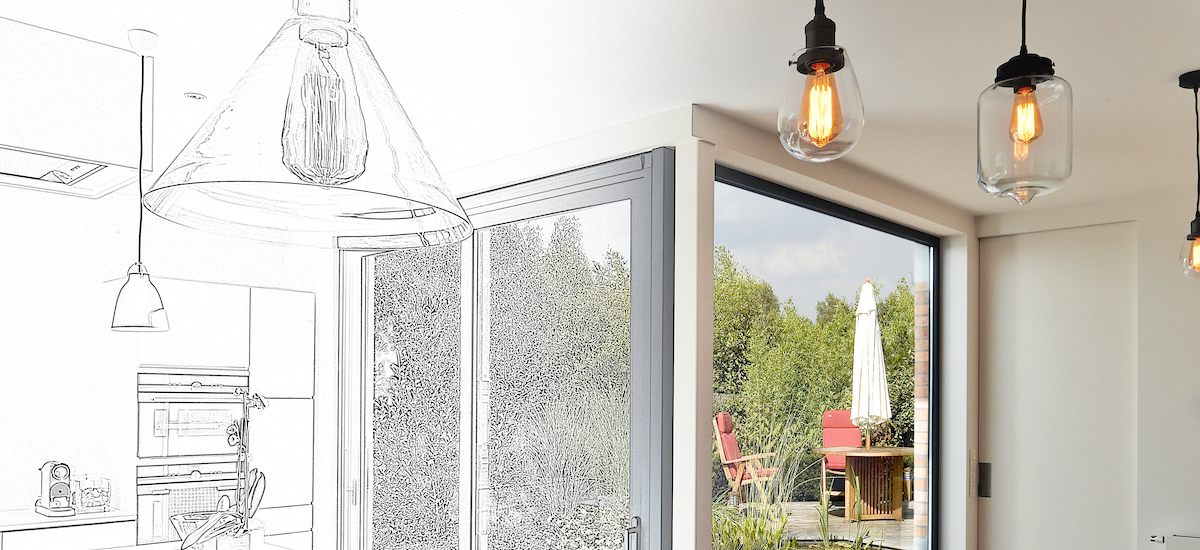 Planifiez vos rénovations : Le plan d'éclairage