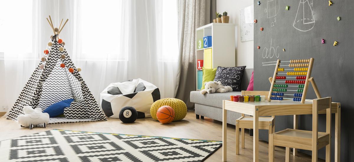 Aménager une aire de jeux selon votre espace