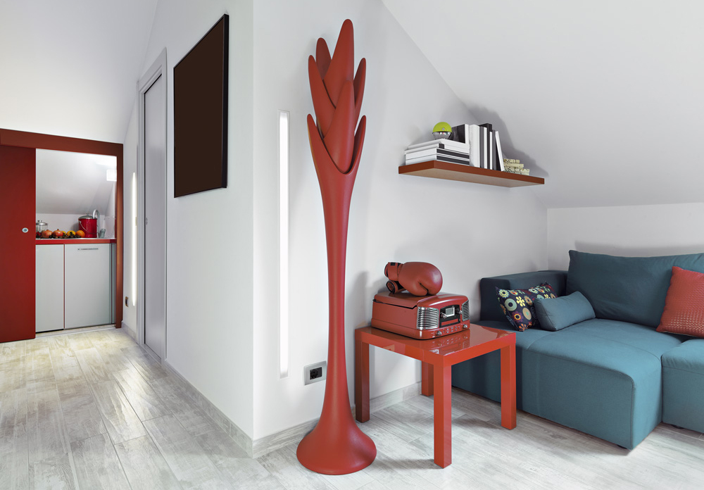 le porte manteau multi luminaire. Black Bedroom Furniture Sets. Home Design Ideas