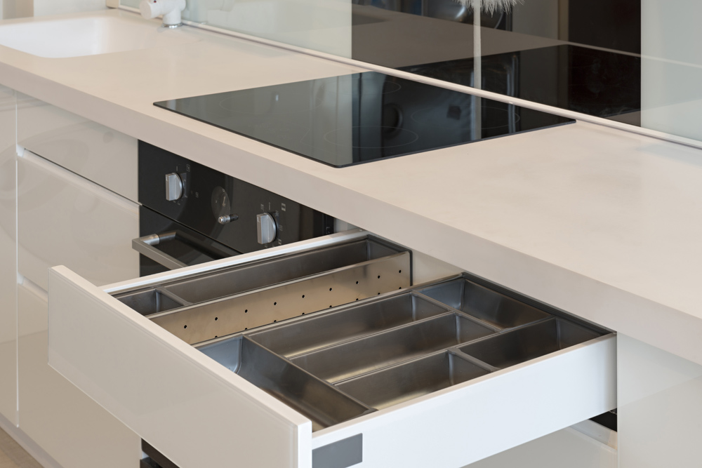 Solutions de rangement pour la cuisine multi luminaire for Rangement pour la cuisine