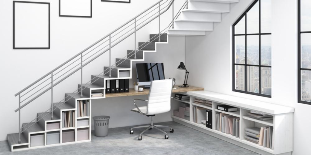 solutions pratiques pour am nager son escalier multi luminaire. Black Bedroom Furniture Sets. Home Design Ideas