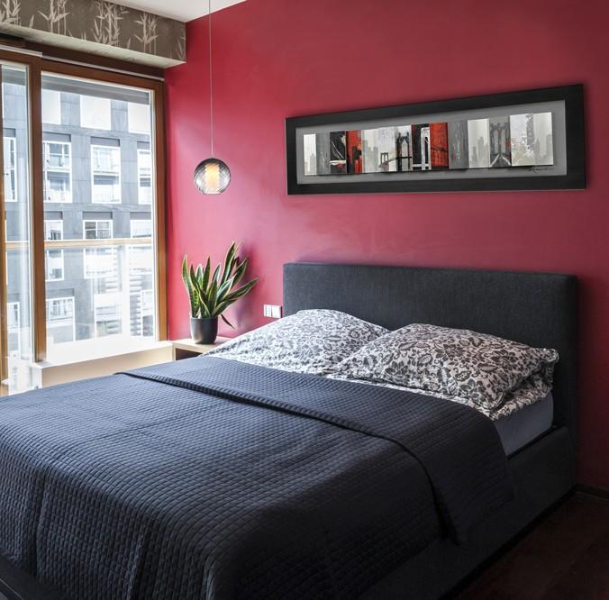 chambre suspendu simple transitionnel au dessus d 39 une table de chevet luminaires multi luminaire. Black Bedroom Furniture Sets. Home Design Ideas