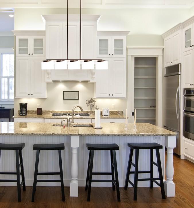 cuisine contemporain suspendu lot luminaires multi luminaire. Black Bedroom Furniture Sets. Home Design Ideas