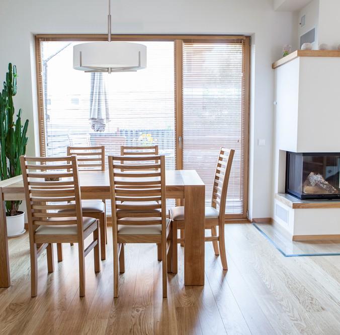 salle a manger contemporain suspendu multi luminaire. Black Bedroom Furniture Sets. Home Design Ideas