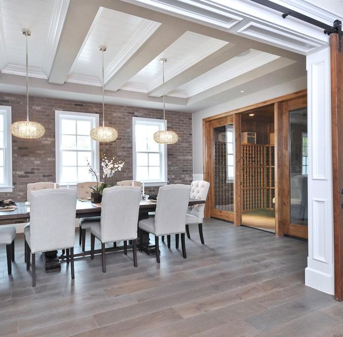 salle manger suspendu cristal contemporain luminaires multi luminaire. Black Bedroom Furniture Sets. Home Design Ideas