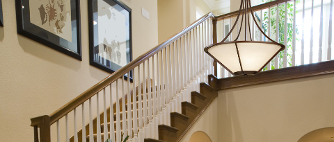 cage d 39 escalier inspirations multi luminaire. Black Bedroom Furniture Sets. Home Design Ideas