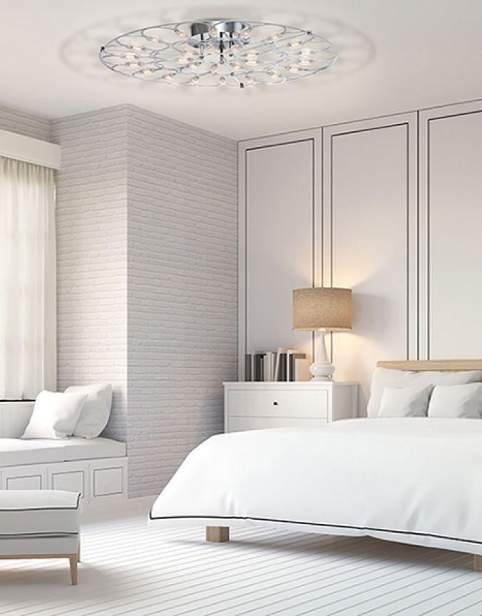 Chambre | Inspirations | Multi Luminaire