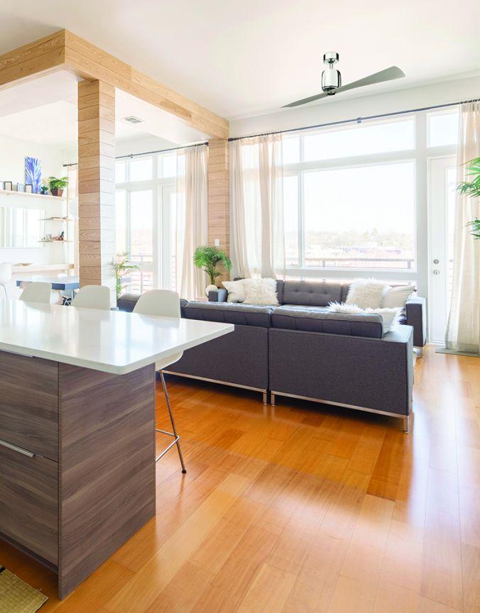 salon ventilateur moderne luminaires multi luminaire. Black Bedroom Furniture Sets. Home Design Ideas