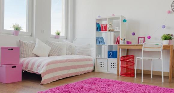 Pièce 101 : la chambre d'enfant