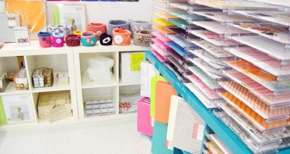 La « craft room »