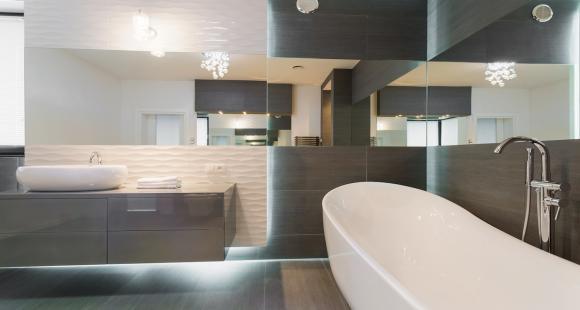 Pièce 101: la salle de bain